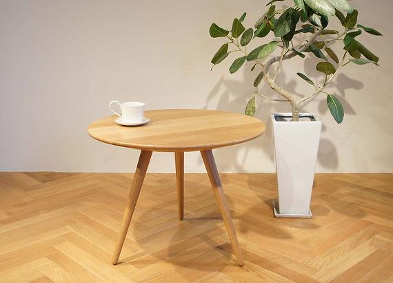 ローテーブル、無垢、オーダー