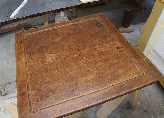 オーダー家具,リペア,ちゃぶ台,座卓,リメイク,再塗装,古い家具,補修,修復,家具の再生