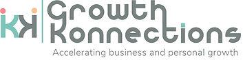 Final growth konnections logo with tagli