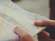 Karten lesen