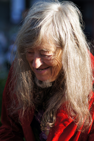 Grandma  Woodstock