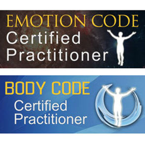 Emotion and Body code certification badg