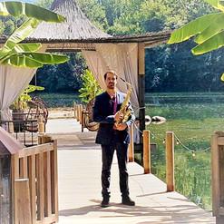 Saxofone Cocktail - Quinta Lago dos Cisnes