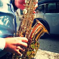Saxofone Cocktail