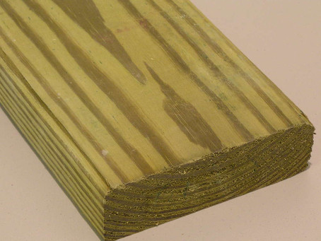 What is Pressure-Treated Wood?