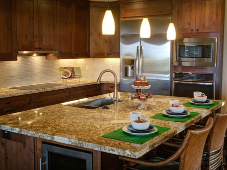 Choosing the right countertop