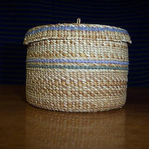 Cedar Basketry