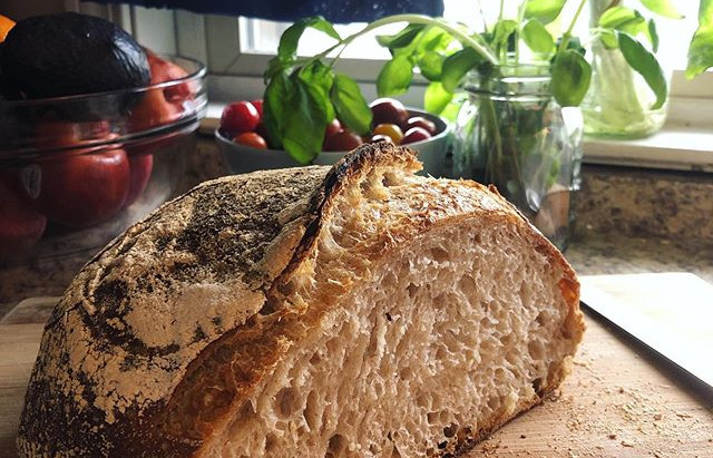 corona-tine dispatch 3: why I bake