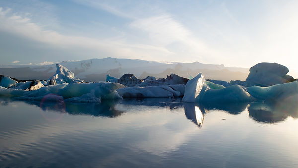 Glacier lagoon at sunset I.jpg