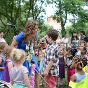 Kids in the Grove Fort Greene Park
