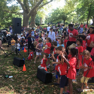 Kids in the Grove at Fort Greene Park