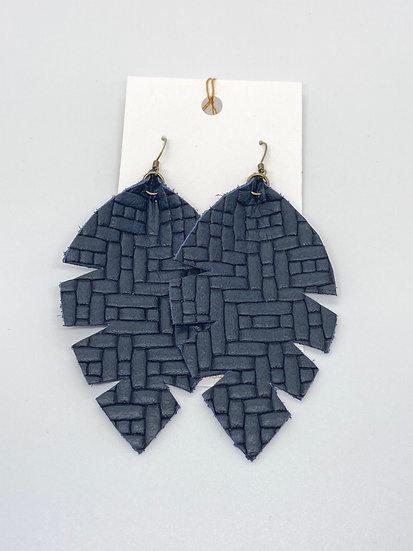Alixandir - navy weave