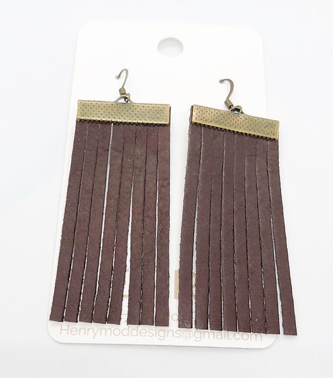 Lynée - Chocolate Mid Length