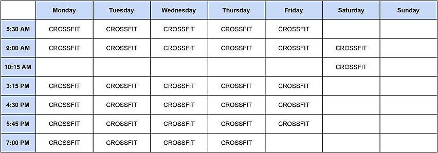 Weekly Schedule CROSSFIT.png