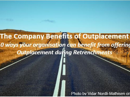 10 Company Benefits of Outplacement