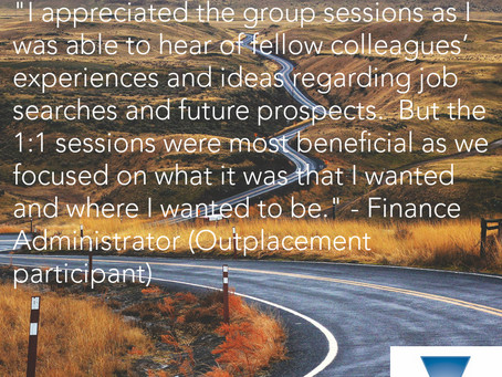 """Feedback from """"Bend in the Road"""" participant"""