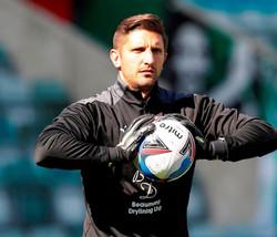 Darren Behcet Goalkeeper