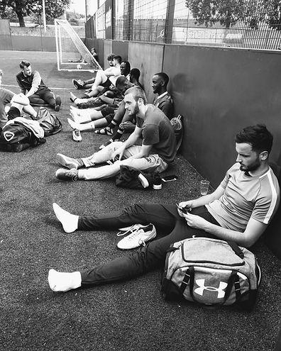 soccer Performancing training at Team 6