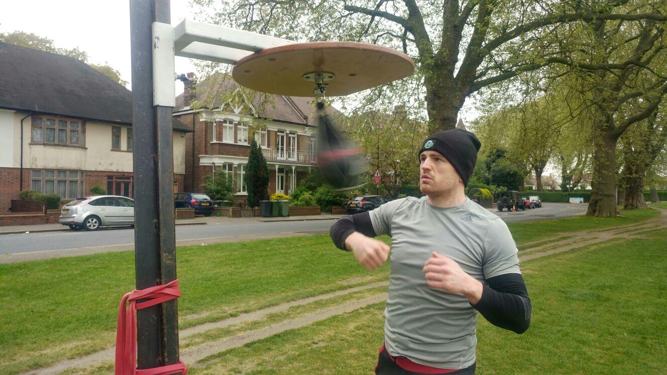 Speedball training