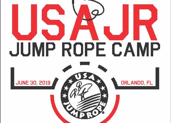 2019 National Camp T-shirt