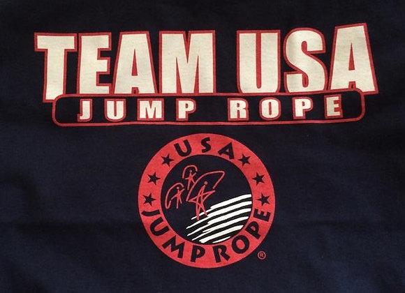 Navy Team USA T-Shirt