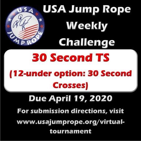 Weekly Challenge - Week 1