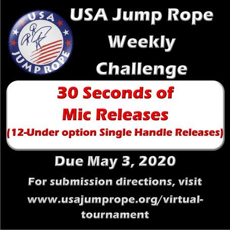 Weekly Challenge - Week 3