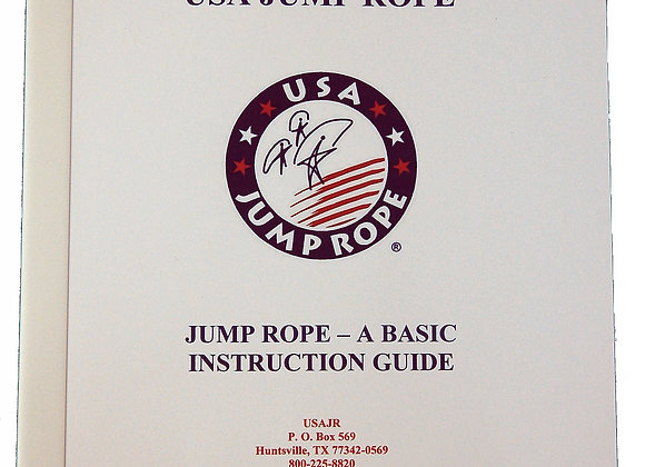 Jump Rope Basic Instruction Guide