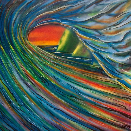 """""""Napali Wave"""""""