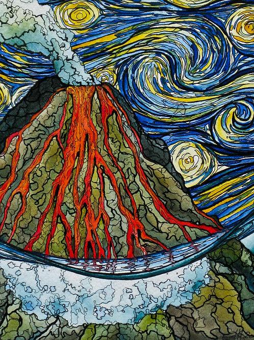 """Volcano"" - King Tide Part 1"