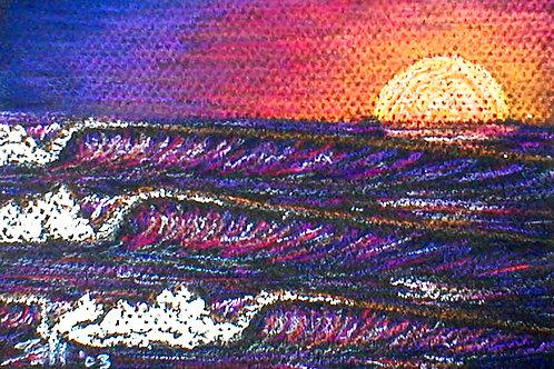 """Monet Waves"""