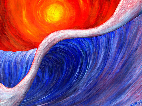 """""""Abstract Wave"""""""