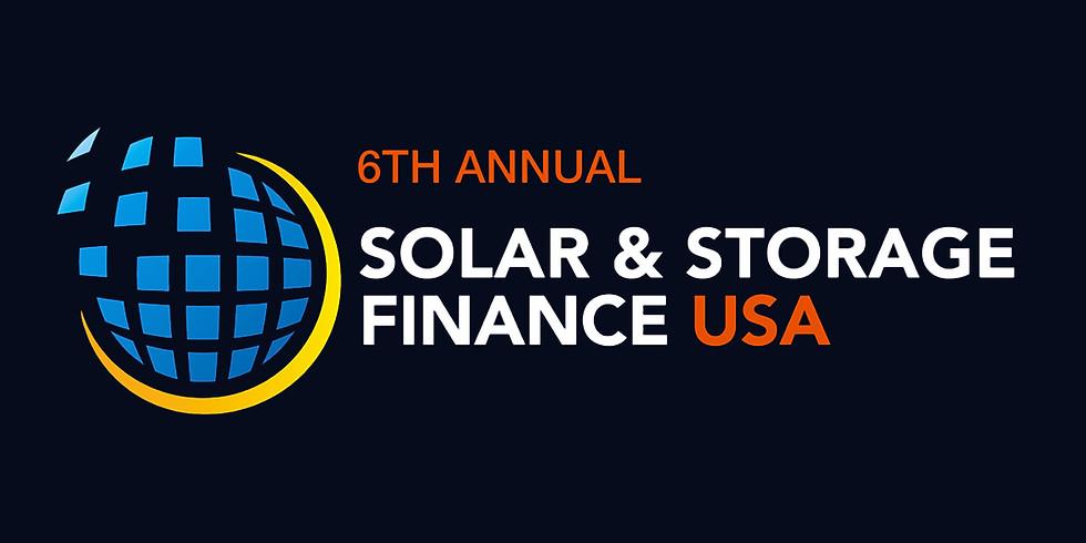 Solar & Storage Finance USA