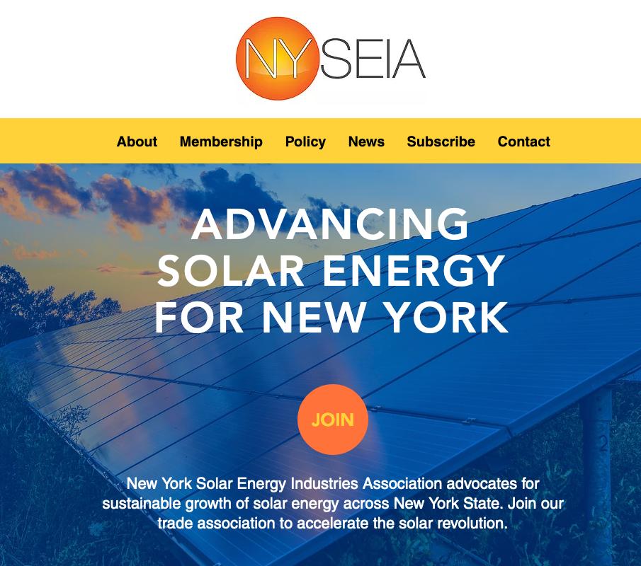 New York Solar Energy Industries Association