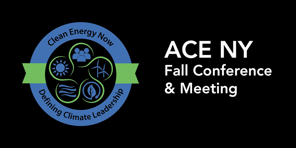 ACE NY Fall Conference & Meeting