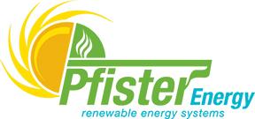Pfister Energy logo
