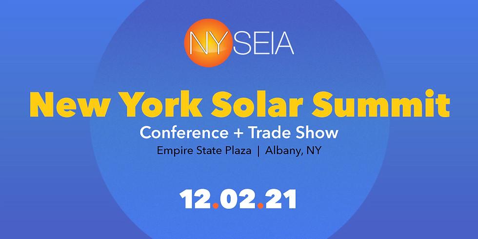 2021 NYSEIA New York Solar Summit