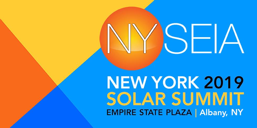 NYSEIA 2019 New York Solar Summit