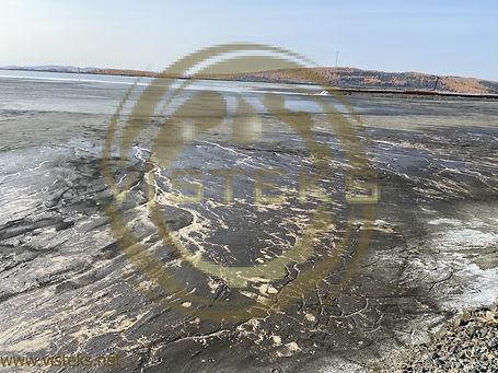Пылеподавление угольной пыли