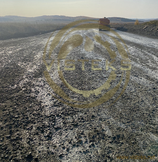 пылеподавление на технологических дорогах