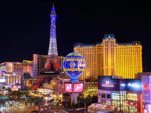 Vegas is Back Baby!