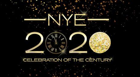 Happy New Year Las Vegas! 2020