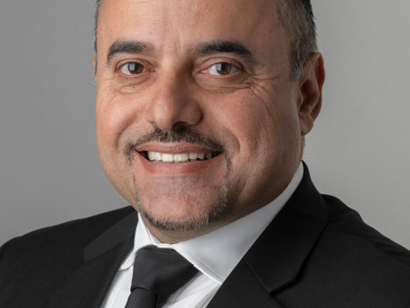 Mohammed Rashed Promoted to Vice President, Electrical Engineering Business Development