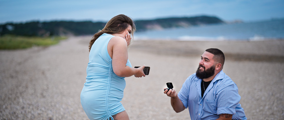 """""""Jake was amazing! Super responsive, professional, and worked with me to capture my surprise marriage proposal perfectly!!! Great value and would highly recommend! Thanks again Jake!!!"""""""