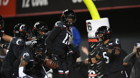 Why Cincinnati-UCF is the best college football matchup of Week 12