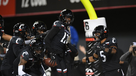 Why Cincinnati-UCF is the best college football matchup of Week 12