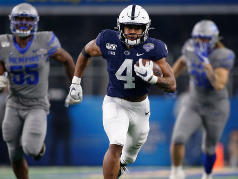 What a Journey: Penn State running back Brown forced to medically retire