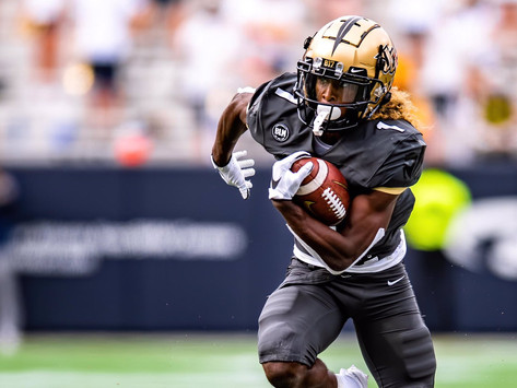 UCF Knights Depth Chart Projections