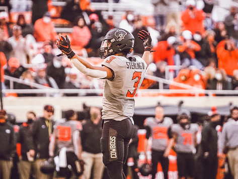 Oklahoma State Cowboys: College Football's most underrated playoff contender