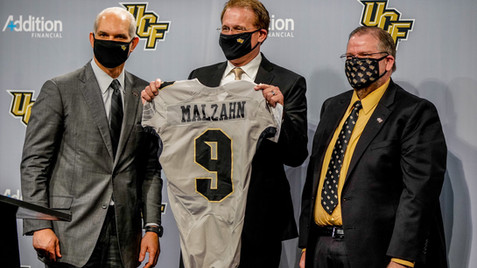 Podcast: Is Gus Malzahn a good fit at UCF?